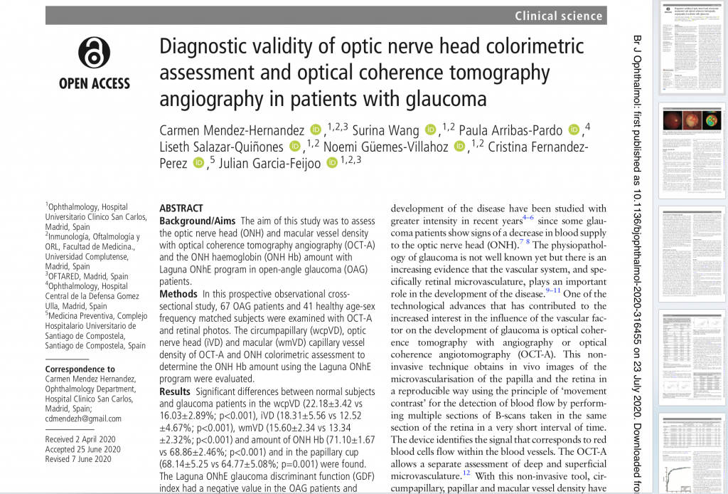 Diagnostic-validity-of-optic-nerve-head-colorimetric-assessment-and-optical-coherence-tomography-angiography-in-patients-with-glaucoma-British-Journal-of-Ophthalmology